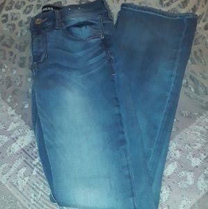 Express Jean's! Size 2!
